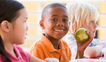Can libertarian paternalism improve school lunch?