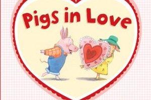 Valentine's Day Children's Literature:  Pigs in Love