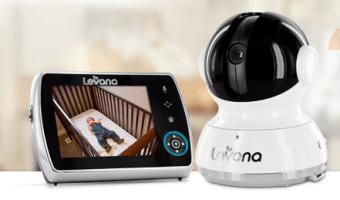 Baby Products:  Levana Keera Digital Baby  Video Monitor