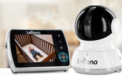 Baby Products:  Levana Keera Digital Baby  Video Monitor
