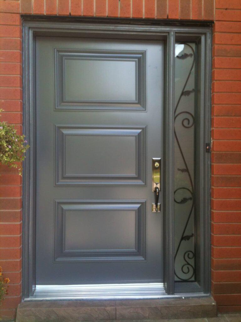 Steel Entry Doors Toronto