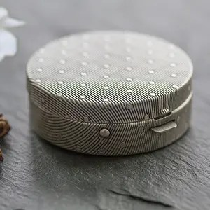 Solid perfume in vintage container