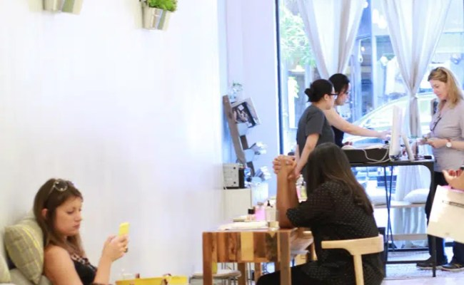 There Are Now 6 Eco Friendly Nail Salons In Nyc Where You Can Get A Non Toxic Manicure Ecocult