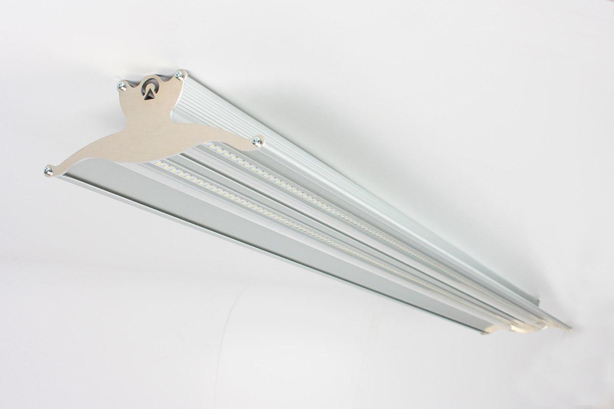 Plafoniera Neon Led Da Esterno : Plafoniera neon w lampade a led garage unaris gt la