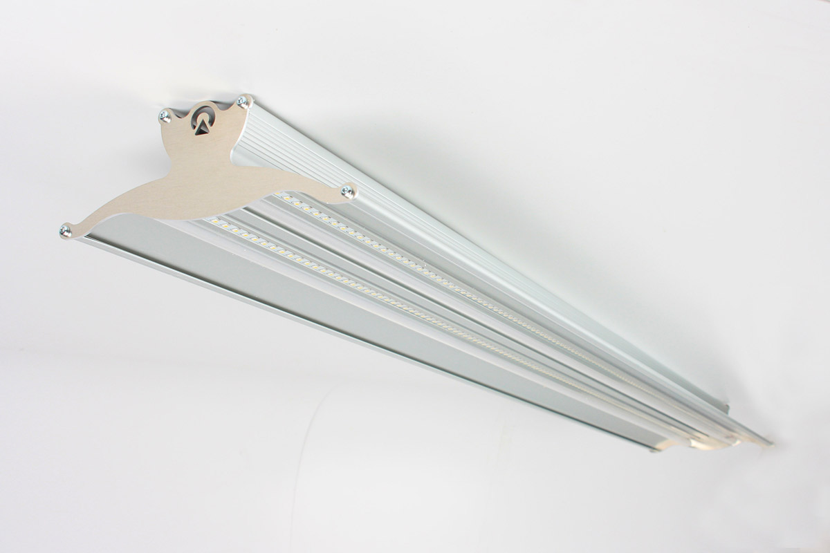Plafoniera Neon Per Esterno : Plafoniera neon 2x58w lampade a led garage unaris gt la collezione di