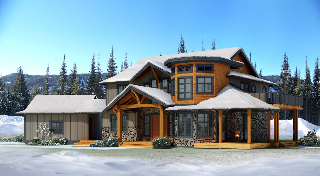 home front porch style ideas built custom home builder stanton craftsman house plan square feet bedrooms dream