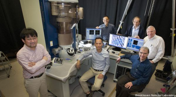 Brookhaven National Lab Solves Hydrogen Fuel Puzzle With Nanotech