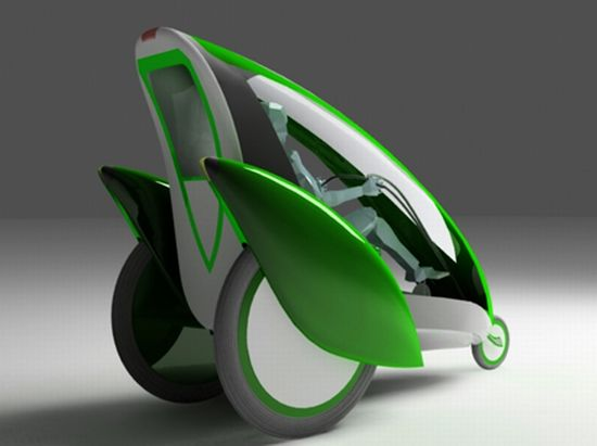 eco vehicle 2