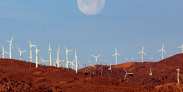 Kenya to build Africa's largest wind farm