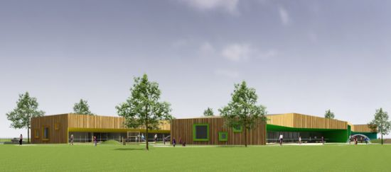 kindergarten green rainbow by studio 360 4