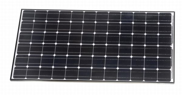 Sanyo's silicon solar cells