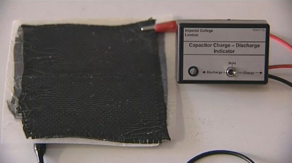 Self Powered Battery