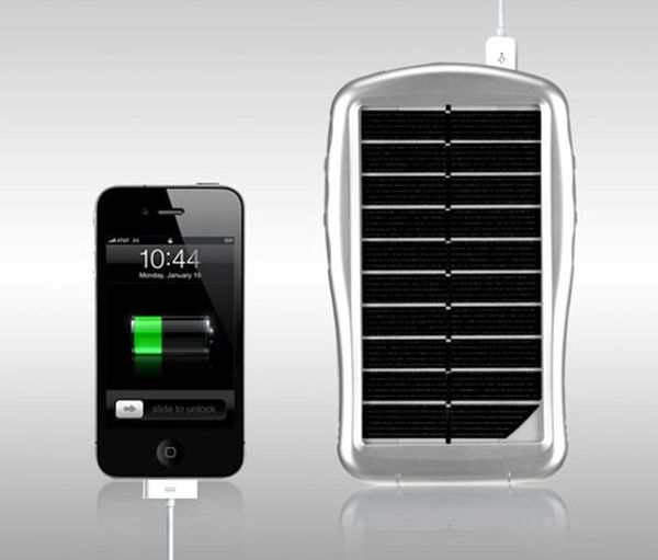 Soladec All-in-One Portable Solar Power Charger