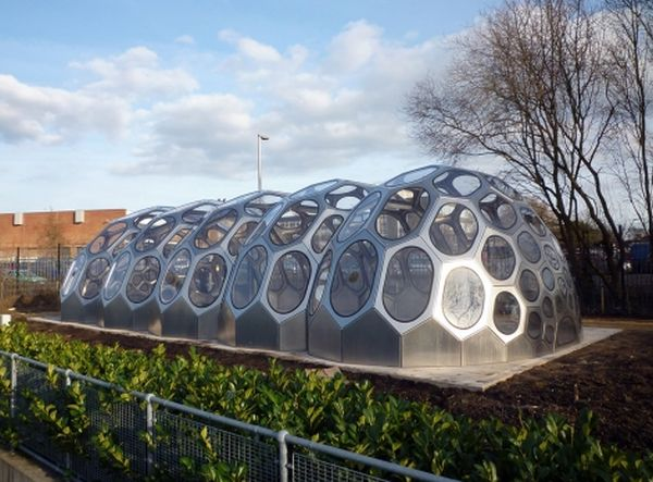 SPACEPLATES Greenhouse Bristol by N55 + Anne Romme