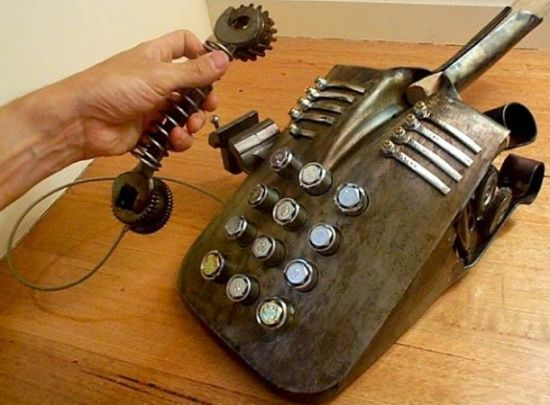 steampunk phone 2