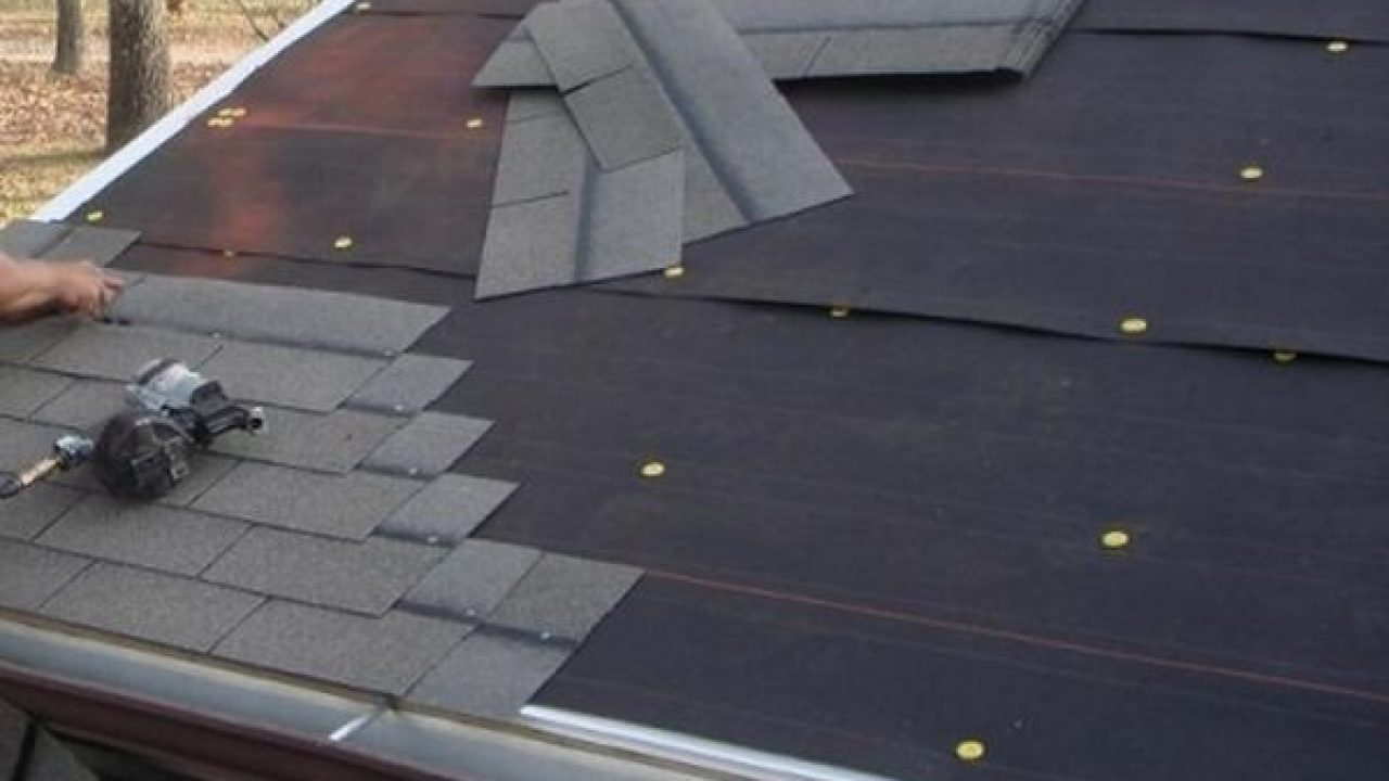 Roofing Tar How To Tar Paper Your Roof Ecofriend