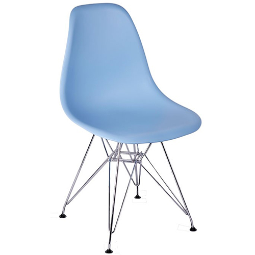 Blue Dsr Chair Hire Eames Style London Eco Furniture - Eames Chair London