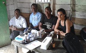 Cazadores Guinea Ecuatorial