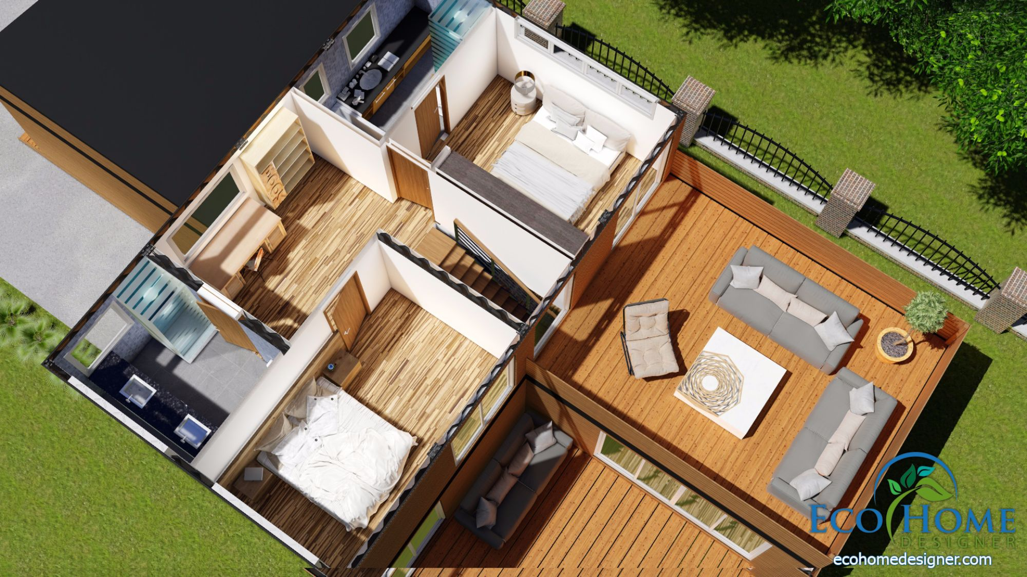 Container Haus Plan 20 Foot Container Home Floor Plans