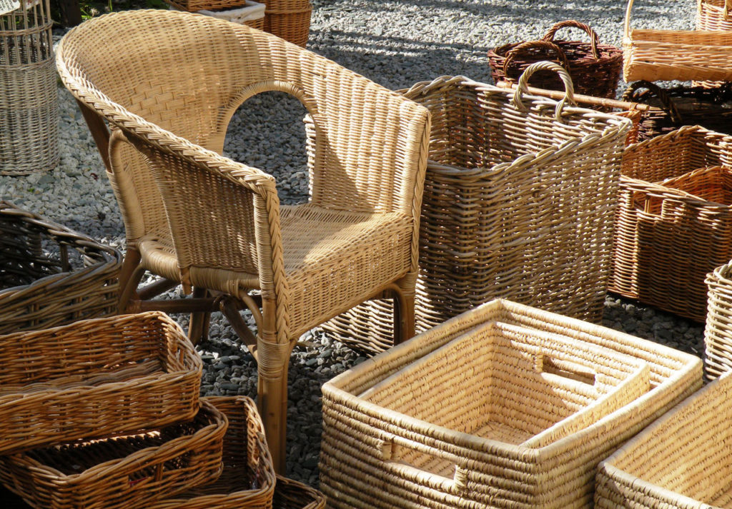 Rattan Use Eco-friendly Furniture To Save Environment & Money As Well