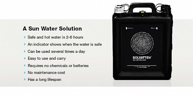 Como funciona Solvatten