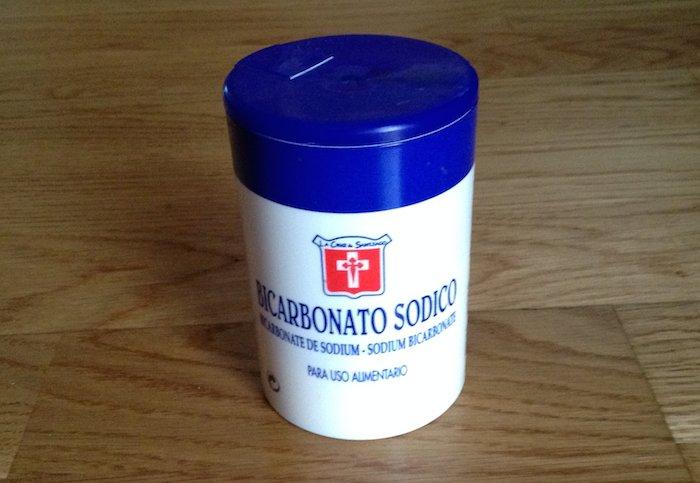 Bicarbonato sodico propiedades