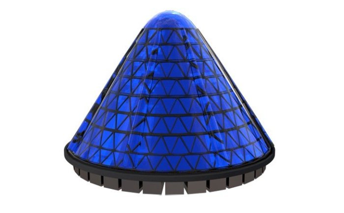 Células solares giratorias de V3Solar 2