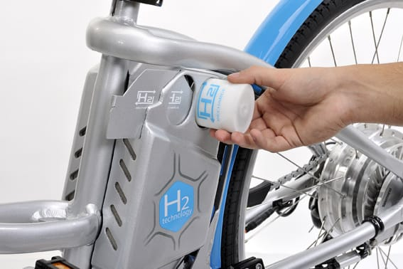 Alpha-electric-bike% - Y, mientras tanto, pasados los Pirineos...