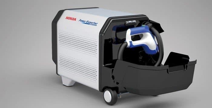Honda Power 9000 Exporter
