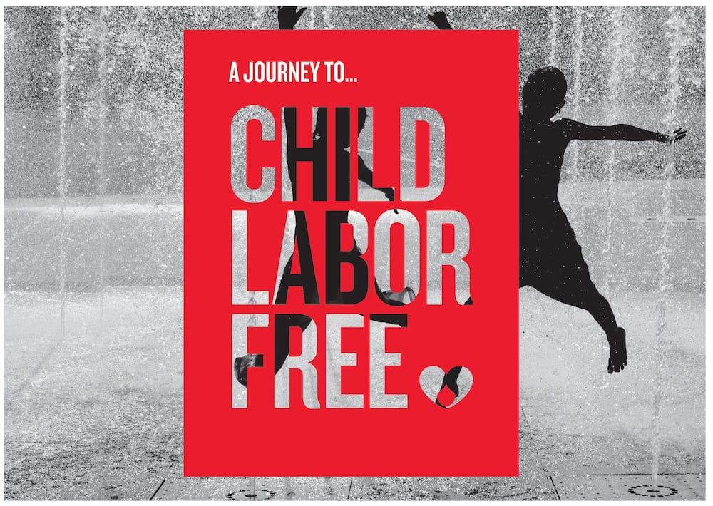 Crean etiqueta para ropa que se fabrique libre de explotación infantil
