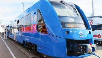 Se presenta en Alemania el primer tren de pasajeros con pila de hidrógeno cero emisiones del mundo