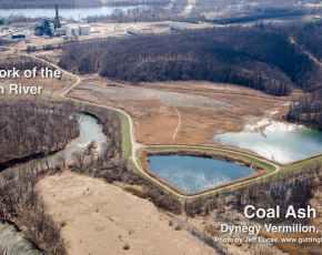Dynegy Vermilion Coal Ash Ponds