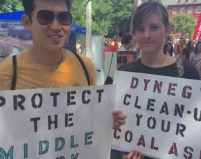 U of I Students Want to See Middle Fork Protected