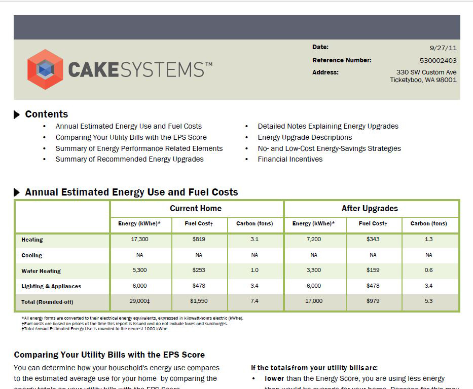 BUILDING ENERGY AND PERFORMANCE ANALYSIS - EcoKong