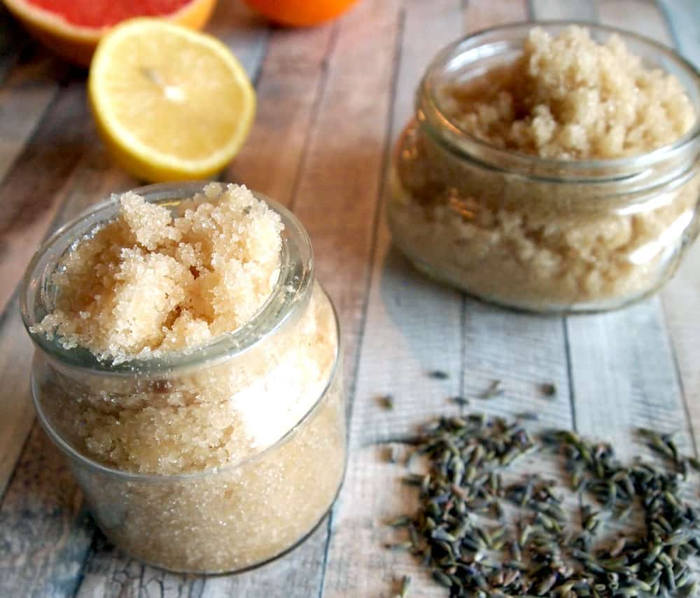 8 Diy Body Scrub Recipes Perfect For Homemade Gifts