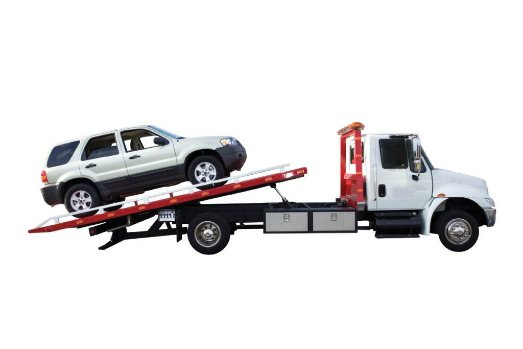 Towing Car Car Towing - How It Works - Ecoloads