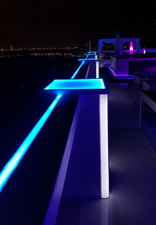 Rgb Strip Light Controller Outdoor Rgb Led Strip Lights Are Used To Bring Color