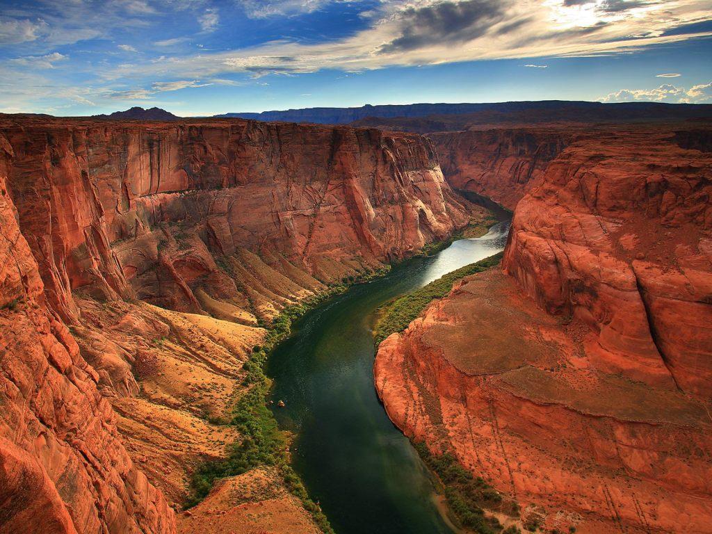beautiful scenery arizona