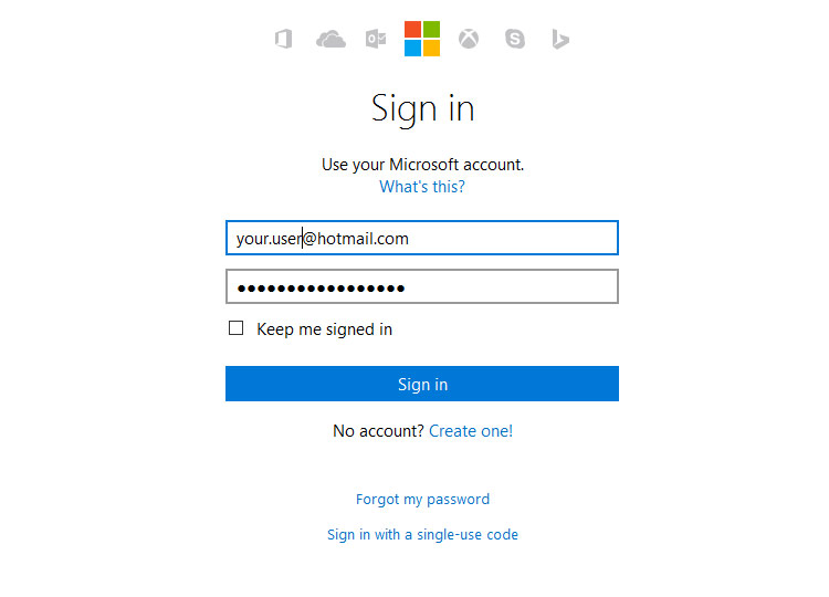 How to Setup you institutional email with your Microsoft Hotmail - create outlook account