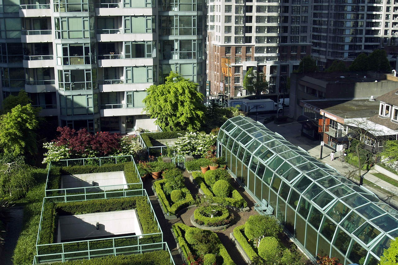 Urban Garden Amsterdam Urban Rooftop Gardening In High Rise Buildings Institute Of