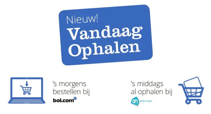 Dutch e-retailer Bol offers same day delivery service - shipping bol
