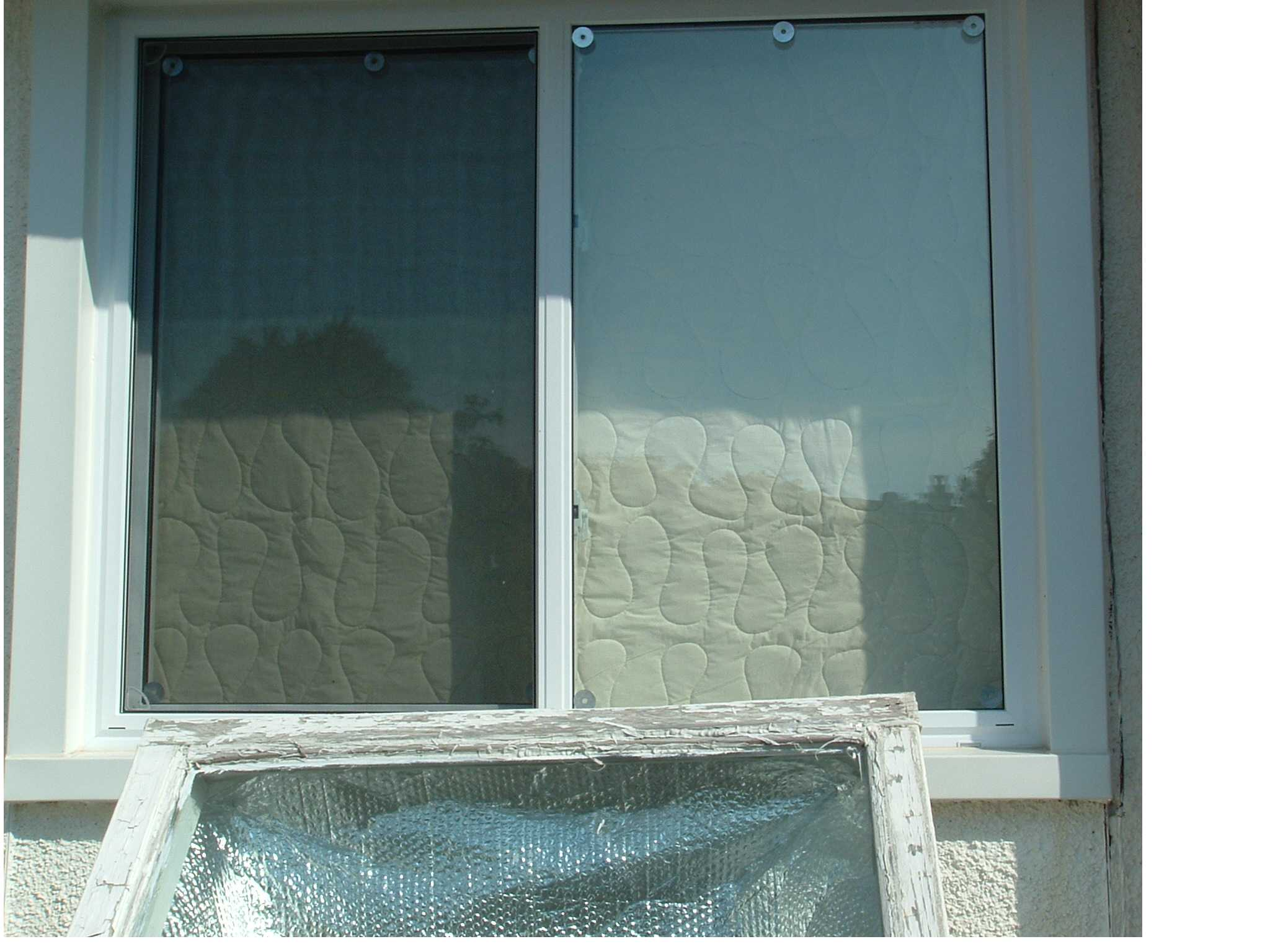 How To Insulate Windows Econogics Removable Window Insulation Quilts Polystyrene Etc