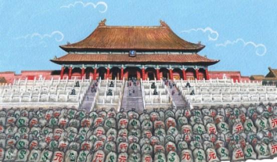 Los niveles de deuda crediticia de China evocan el inicio de la crisis en EE.UU.
