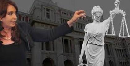JUSTICIA AVASALLADA