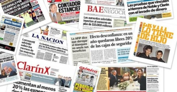 Por qué los diarios ya no importan