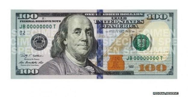 ¿Qué tiene de distinto el nuevo billete de 100 dólares?