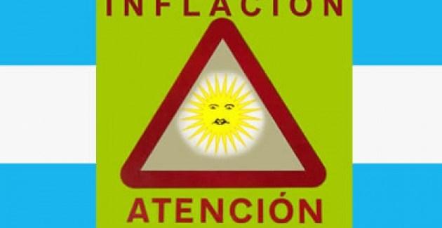 Un caso reiterado: la fuerte inflación en Argentina