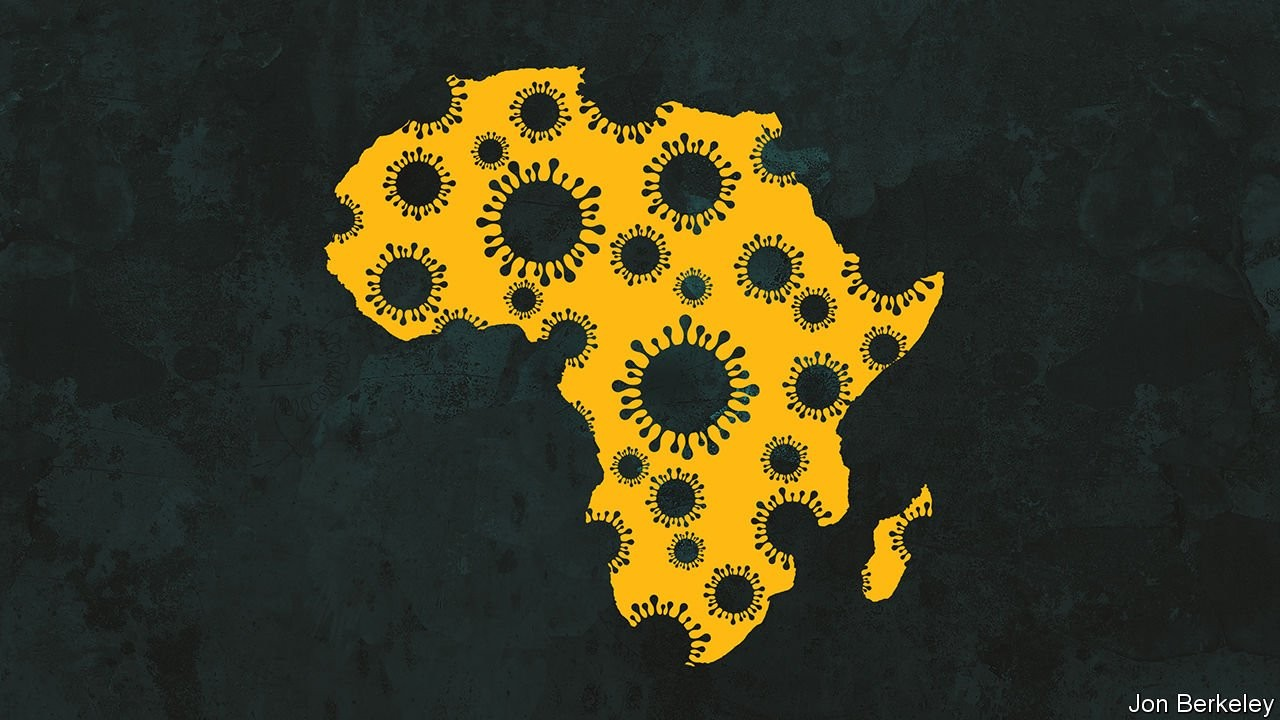 The Toll On Growth The Pandemic Could Undercut Africa S Precarious Progress Leaders The Economist