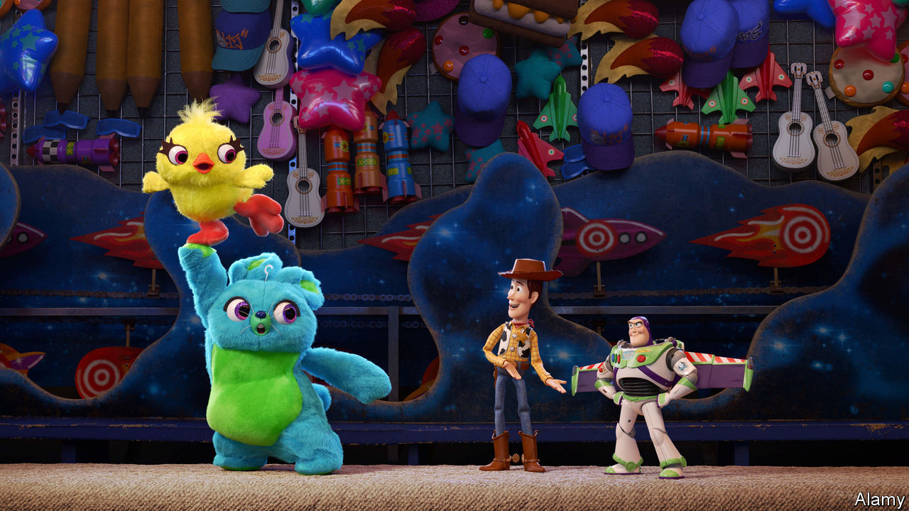 Toy Story Toys Vintage Toy Story 4 Is Another Enjoyable Nostalgic Adventure To