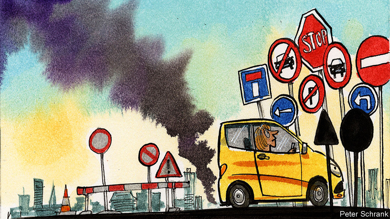 Cars Schrank Norway S Capital Is The Latest City To Declare War On Cars An